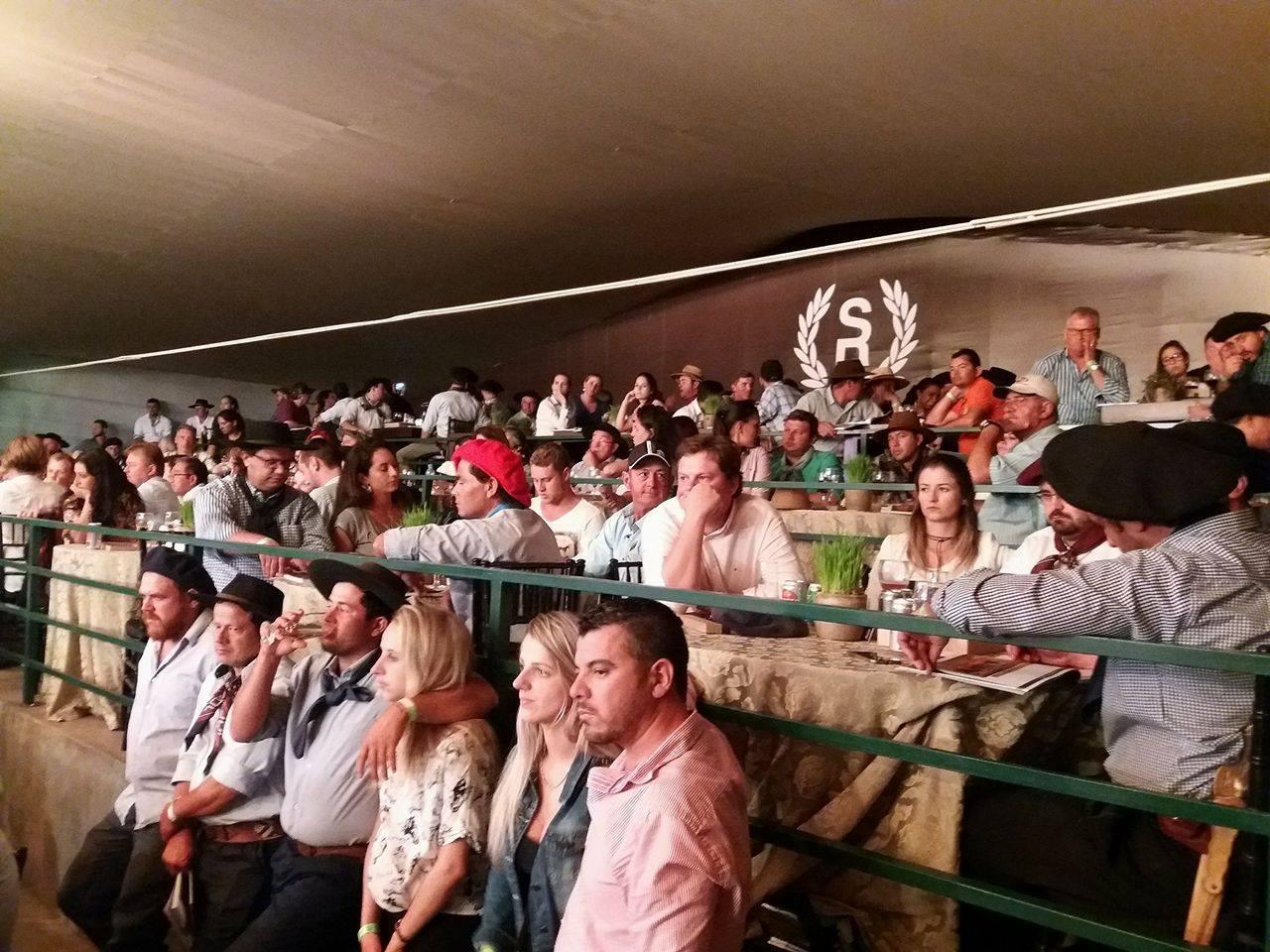 Crioulistas de todo o Brasil e de países vizinhos prestigiaram o leilão