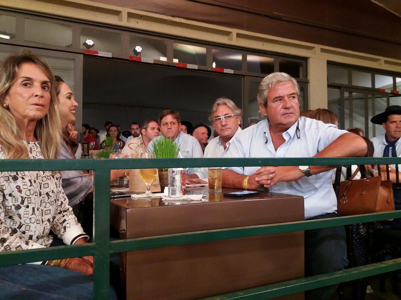 Presidente Dado Suñe e diretores da ABCCC estiveram presentes no evento
