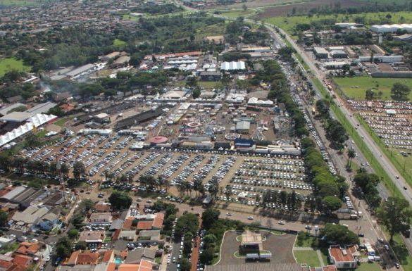 Vista panorâmica da Expolondrina