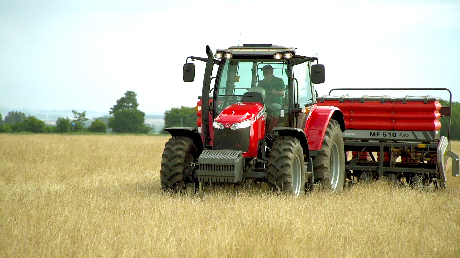tratores Dyna-4 – Massey